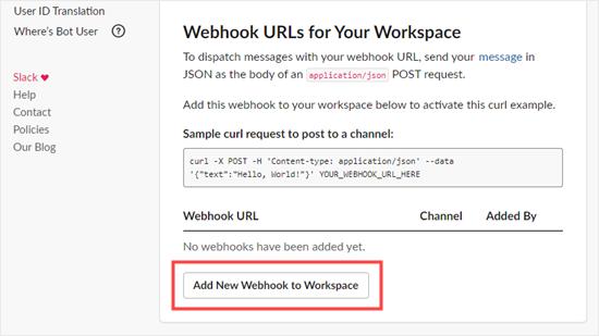 slack-add-new-webhook
