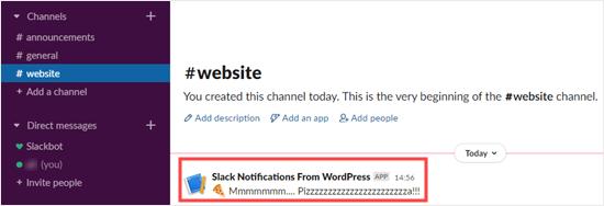 slack-notifications-app-test-pizza