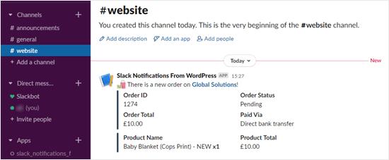woocommerce-new-order-slack-notification