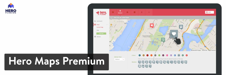 Hero Maps Premium插件