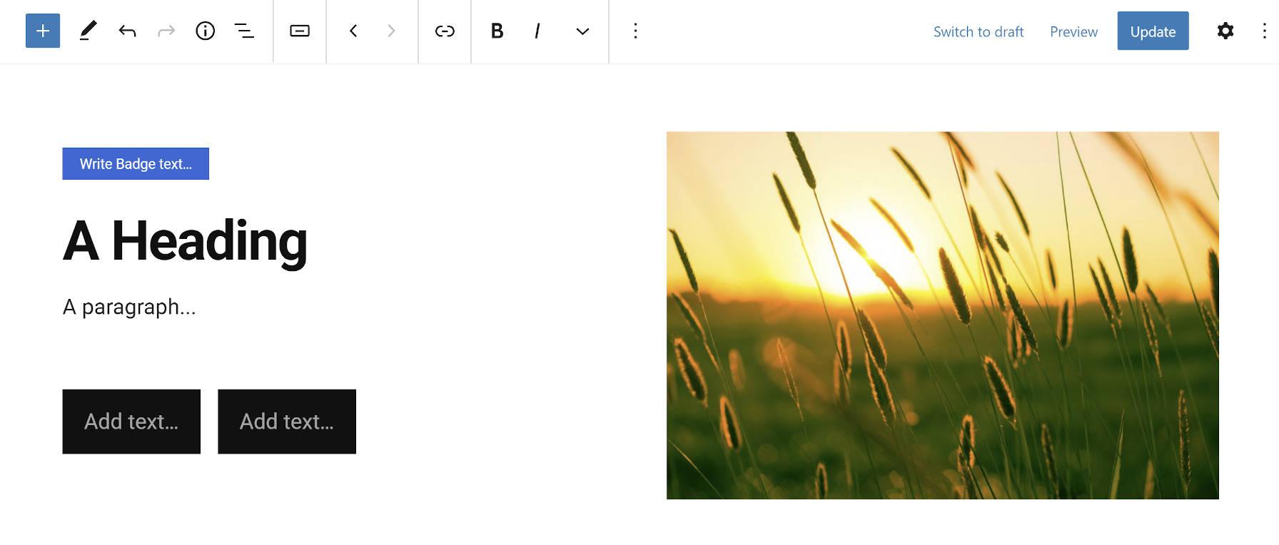 Beta版本发布一年后,elmastudios-aino-blocks-plugin-lands-in-plugin-directory-1 Beta发布一年后,Elmastudio的Aino阻止了Plugin进入插件目录