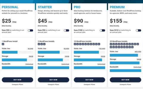 Pressable Managed WordPress Hosting:概述和评论