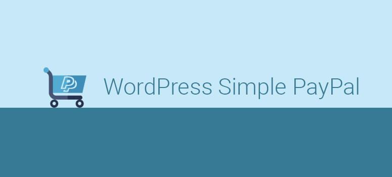 WordPress的简单贝宝