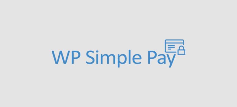 WP简单付款