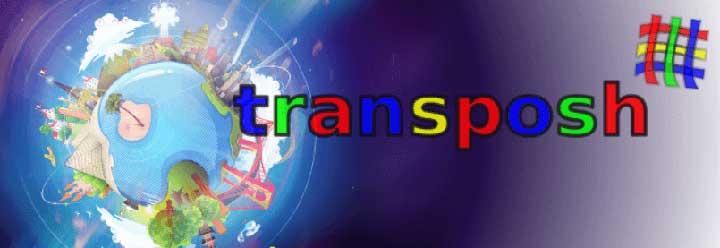 Transposh WordPress翻译