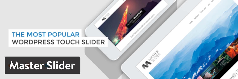 Master Slider WordPress插件
