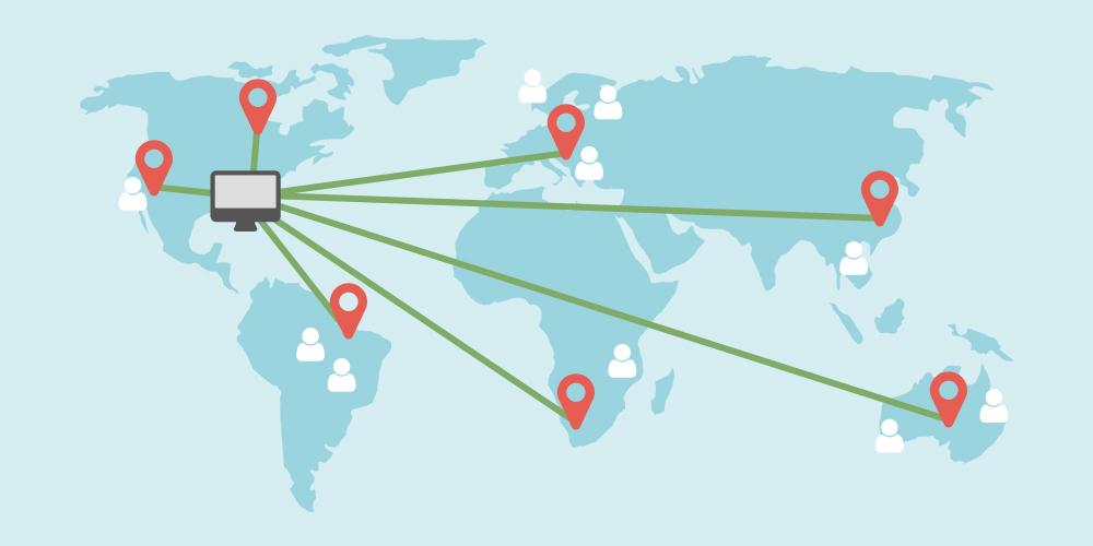 CDN:内容交付网络