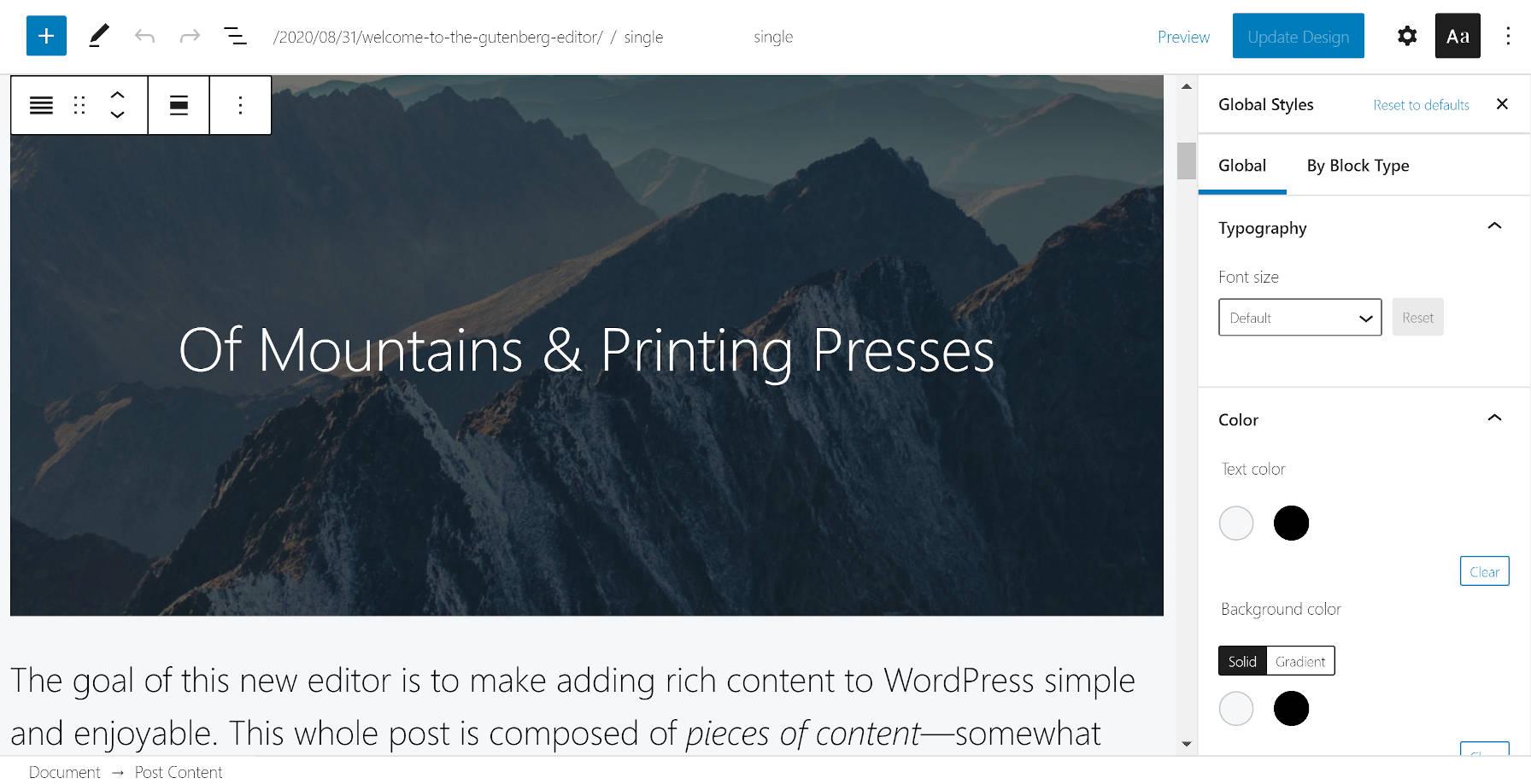 使用q-wordpress主题探索整个站点编辑使用Q WordPress主题探索全站点编辑