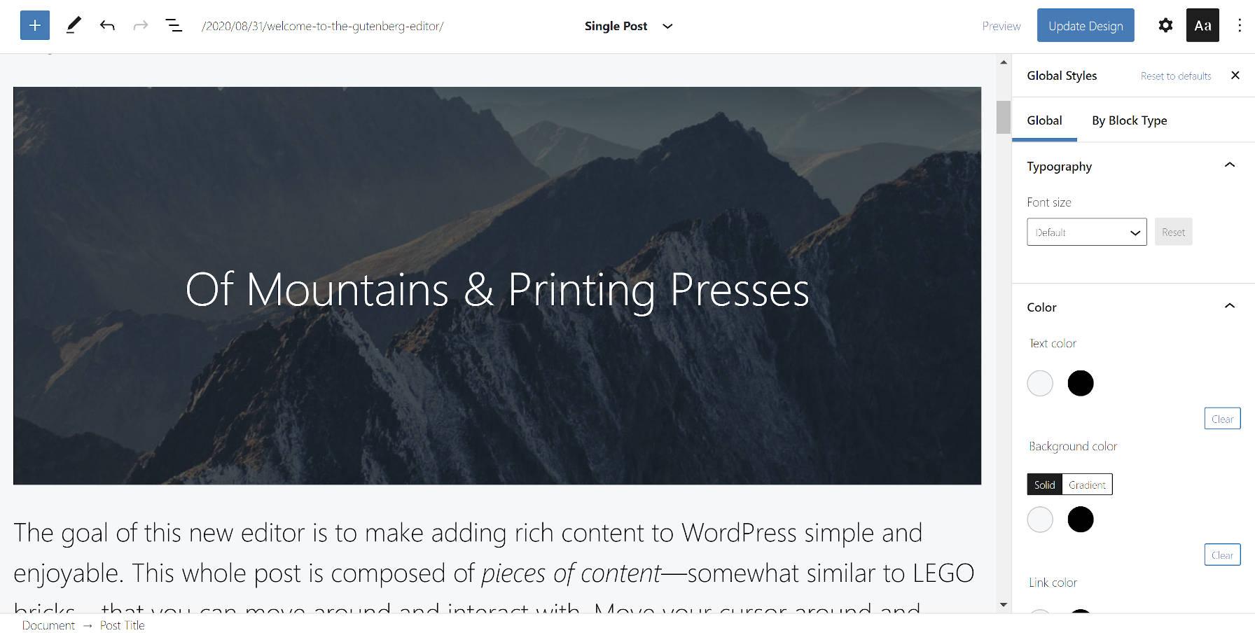 q-first-fse-wordpress-theme-now-live-1问:第一个FSE WordPress主题现已上线
