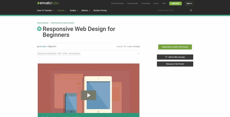 tutsplus响应式网页设计