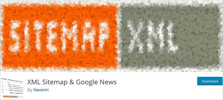 XML网站地图和Google新闻