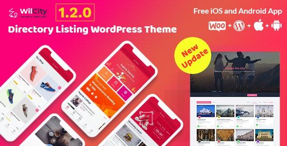 Wilcity v1.3.3 – WordPress目錄模板