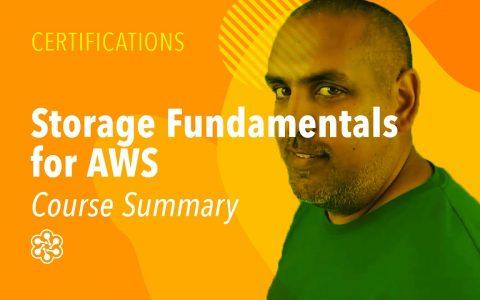 AWS Storage基础知识-课程摘要  云学院