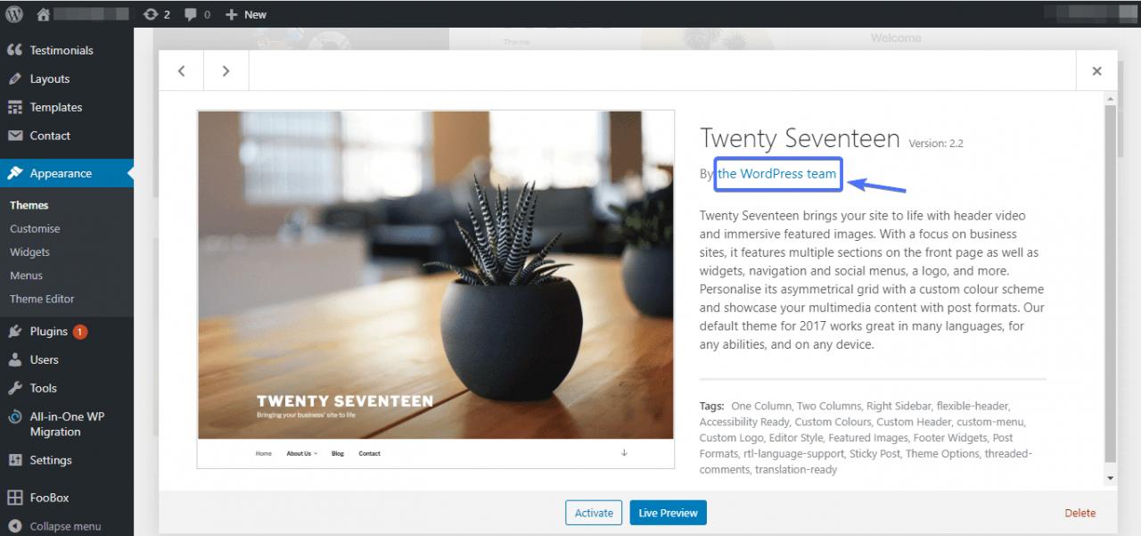 WordPress插件冲突
