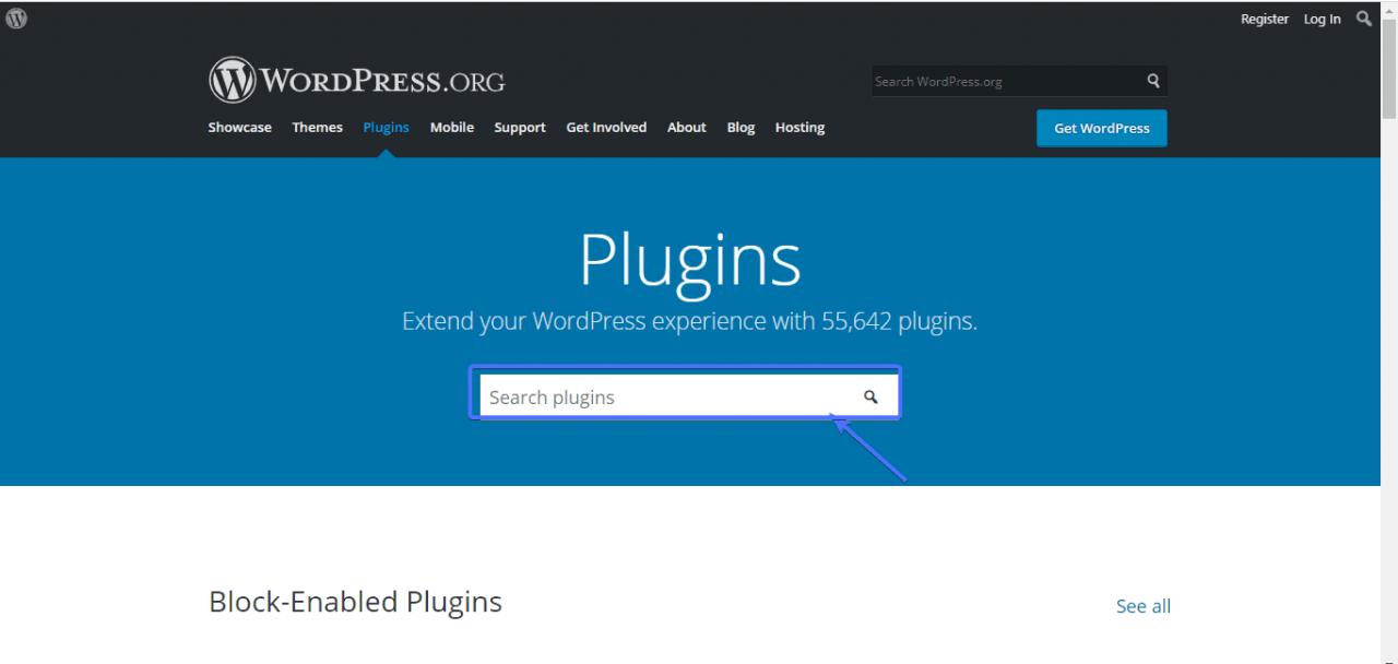 WordPress插件目录