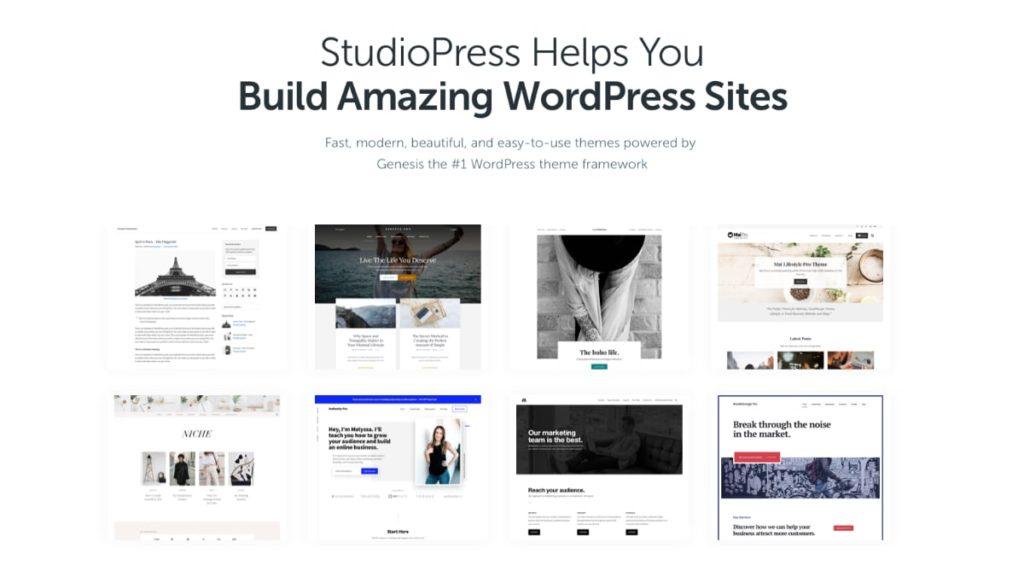 StudioPress的Genesis框架