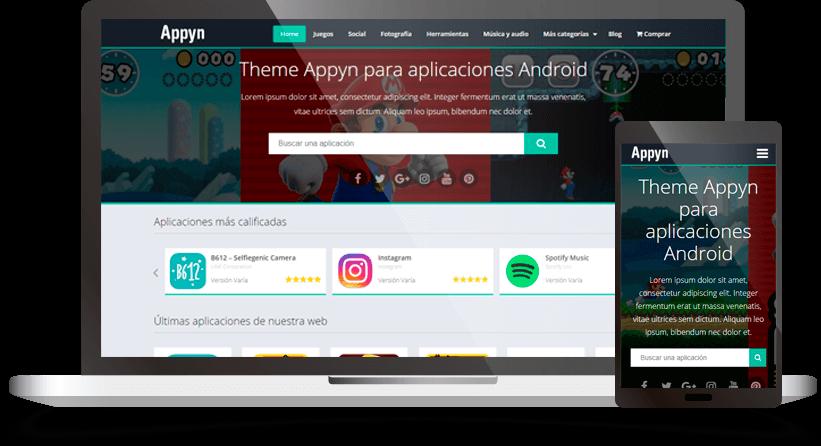 Appyn v2.0.2-主题Pixel WordPress主题