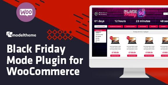 WooCommerce v1.8的黑色星期五/网络星期一模式