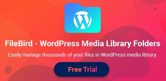 FileBird v4.2-WordPress媒体库文件夹