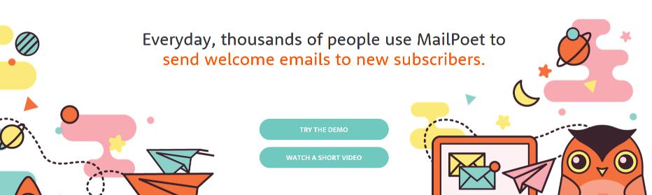 MailPoet Premium v3.54.0-WordPress中的电子邮件和新闻通讯