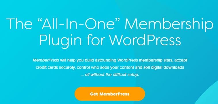 MemberPress v1.9.4-适用于WordPress +新插件的多合一会员插件