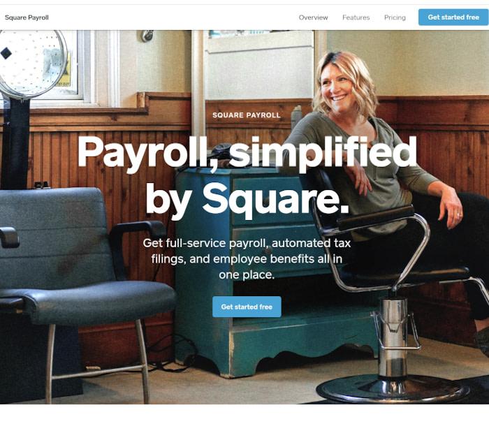 最佳薪资软件:Square