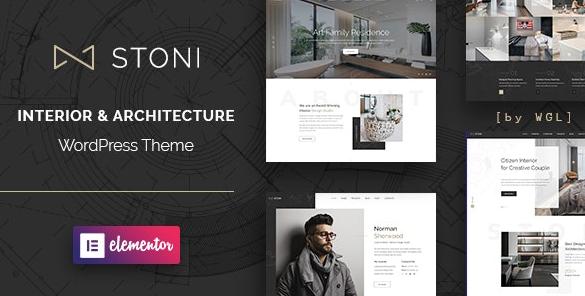 Stoni v1.1.0-建筑局WordPress主题