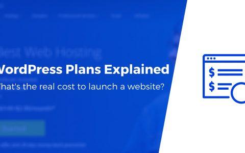 WordPress计划说明:WordPress.com还是自托管?