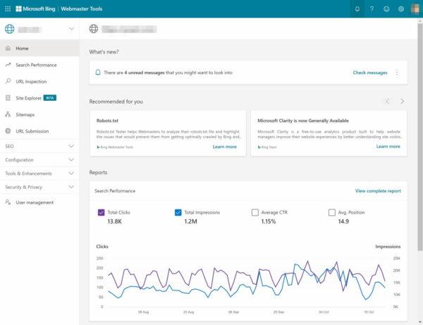 Microsoft-bing-webmaster-tools简介Microsoft Bing网站管理员工具简介