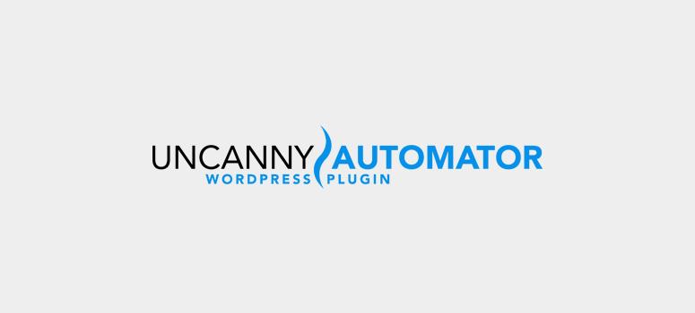 Uncanny Automator-最佳Zapier替代