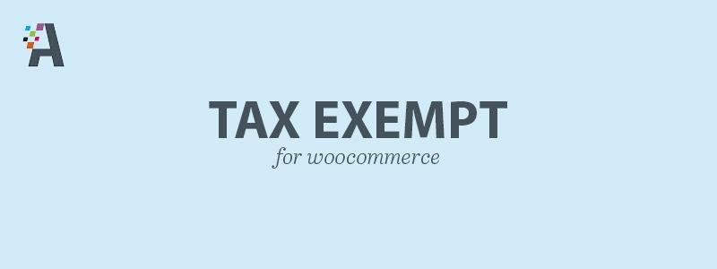 WooCommerce免税