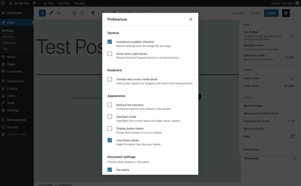 WordPress 5.6:十大功能和改进