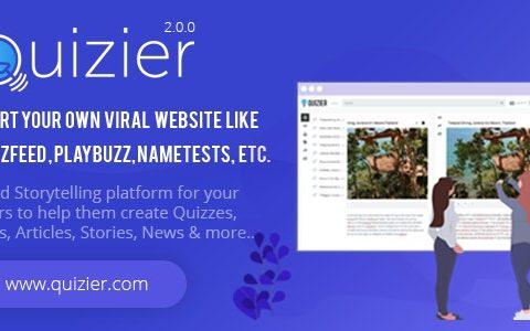 Quizier多功能病毒应用程序v2.3.0