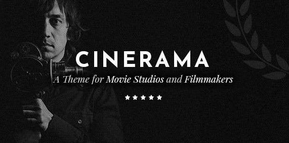 Cinerama v1.9.1-电影制片厂和电影制片人的主题