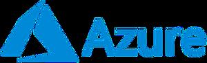 Microsoft Azure徽标