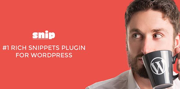 SNIP v2.19.8:适用于WordPress的结构化数据插件为空