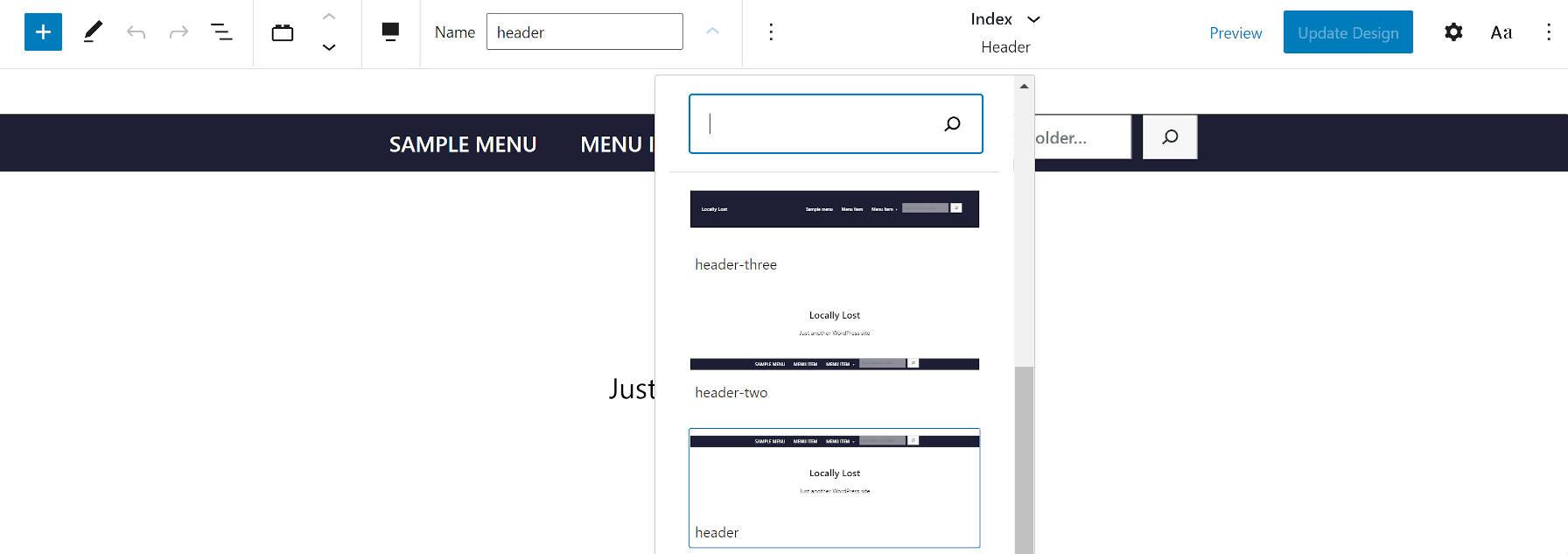 Armando WordPress主题提供了对全站点编辑当前状态的了解2 Armando WordPress主题提供了对全站点编辑当前状态的了解