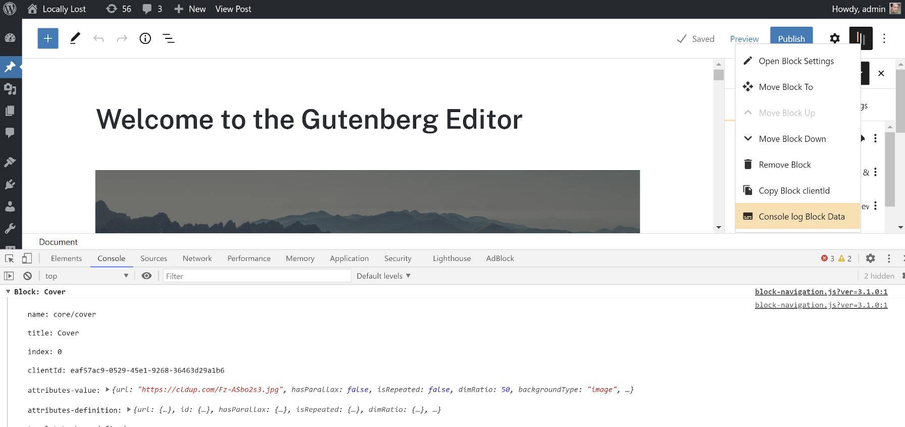 块导航插件为WordPress编辑器1提供缺少上下文的大纲块导航插件为WordPress编辑器提供了基于上下文的大纲