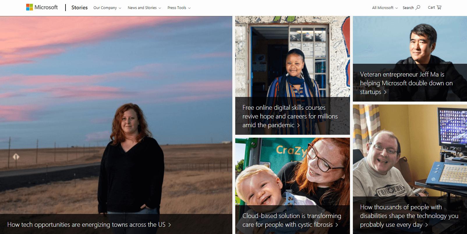 WordPress頁面與帖子之間的區別:博客帖子的示例