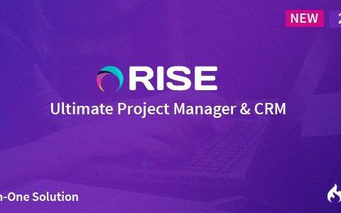 RISE v2.6.1无效–项目管理