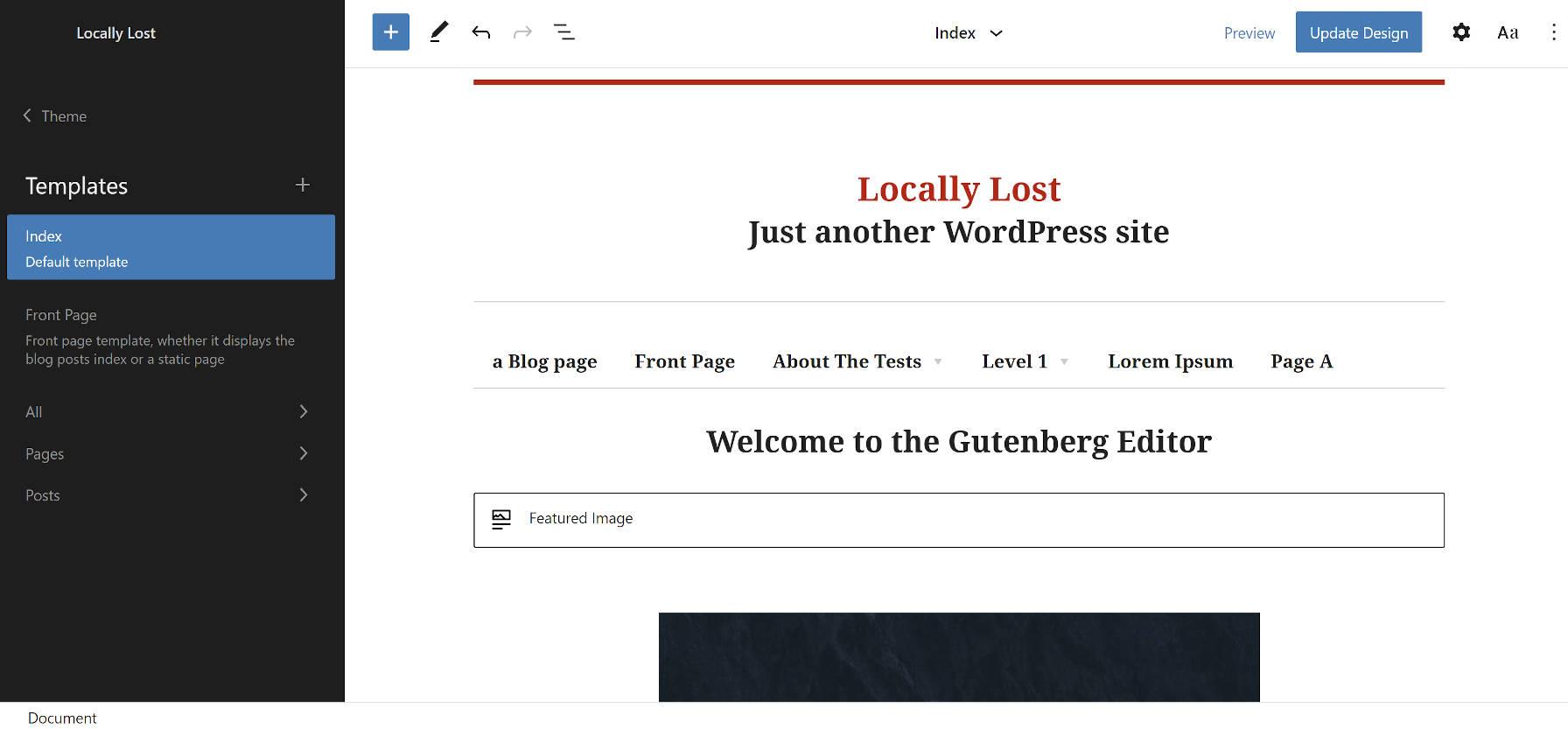 什么是完整站点编辑以及wordpress-1的未来含义是什么?什么是完整站点编辑?这对WordPress的未来意味着什么?