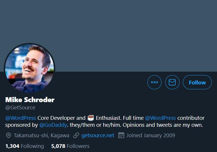 15-wordpress-developers-to-follow-in-2021-2 1521年将遵循的WordPress开发人员