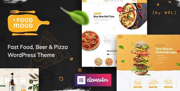 Foodmood v1.1.3-咖啡馆和外送WordPress主题