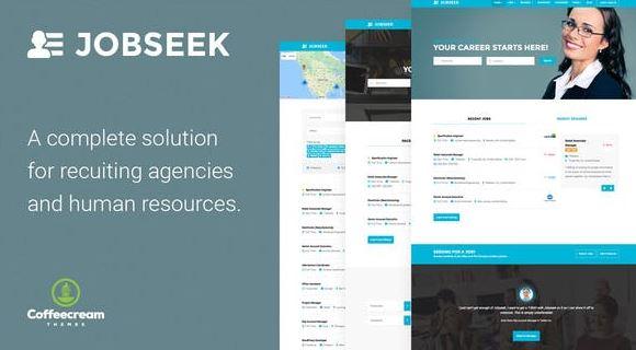 Jobseek v2.2.3-Job Board WordPress主题