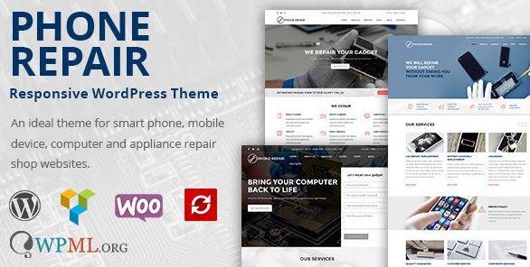MobRepair v1.10.4-手机维修服务WordPress主题