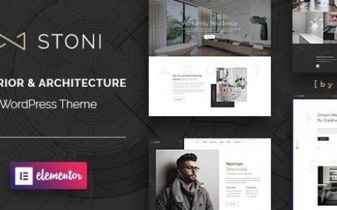 Stoni v1.1.2 –建筑署WordPress主题