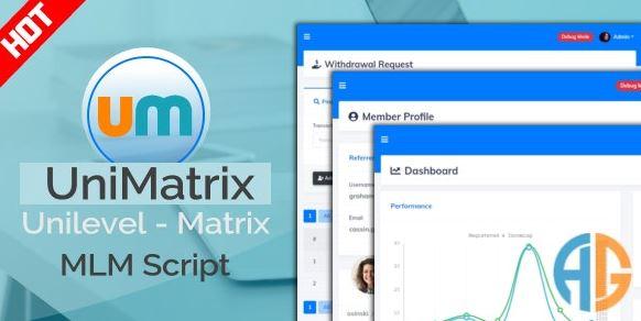 UniMatrix成员资格-MLM脚本v1.2.2已空