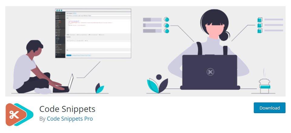 WordPress最佳代码片段插件WordPress最佳代码片段插件