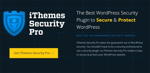 iThemes Security Pro v6.8.3 –最佳WordPress安全插件