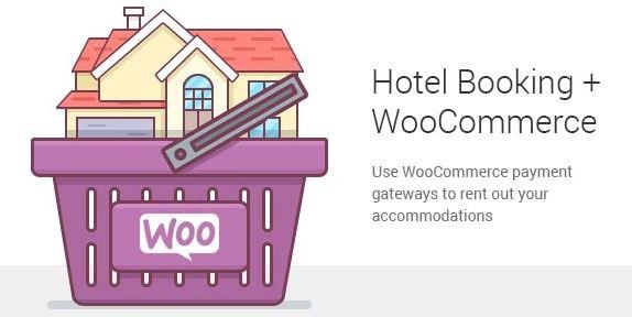 MotoPress酒店预订WooCommerce付款插件v1.0.3